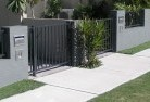 Airds Boundary fencing aluminium 3old