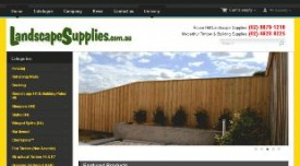 Fencing Airds - Landscape Supplies and Fencing
